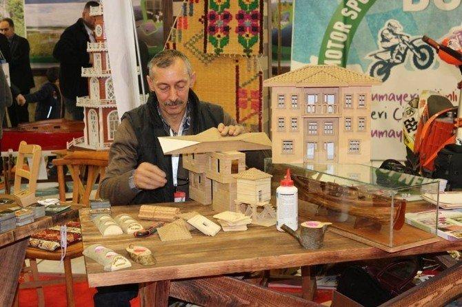 EMITT Fuarında Akçakoca'da Yerini Aldı
