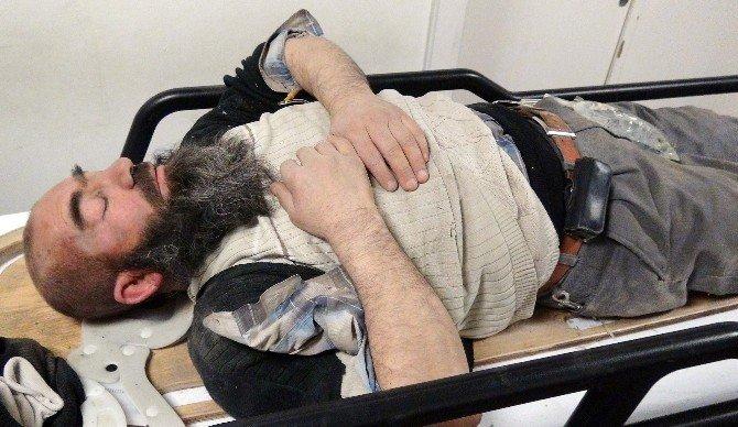 Aksaray'da Müstakil Ev Çöktü: 2 Yaralı