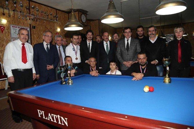 Ankara Üçbant Şampiyonu Belli Oldu