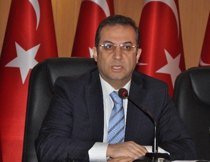 Antalya'da En Fazla Ödenek Ulaştırmaya Ayrıldı