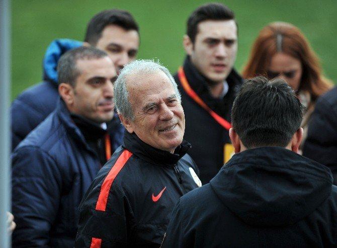 Galatasaray'da Kupa Hazırlıkları Sürüyor
