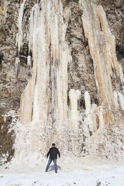 Ardahan'ın Göle İlçesi Eksi 44,3'ü Gördü