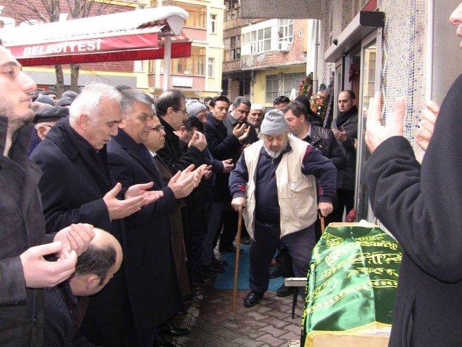 Ziraat Bankası Genel Müdürü Hüseyin Aydın'ın Kardeşi Hasan Aydın, Son Yolculuğuna Uğurlandı