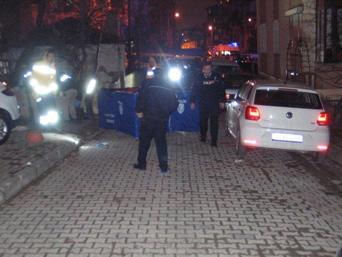 Bahçelievler'de sokak ortasında cinayet