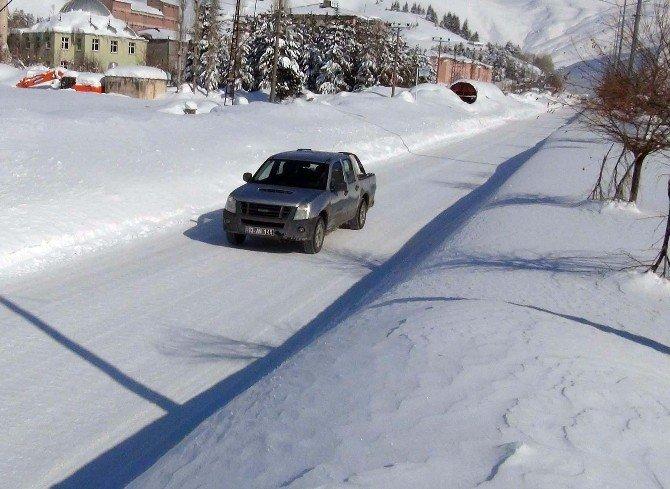 Bitlis Kar Altında