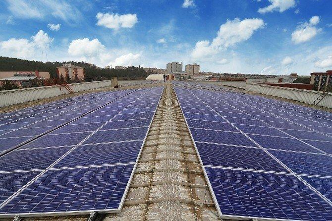 Çorum TSO Güneş Enerjisi Üretimine Başladı