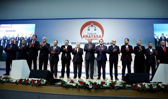 Erdoğan: Her kim ki millete rağmen yol yürümeye kalkarsa, akıbeti hüsran olur