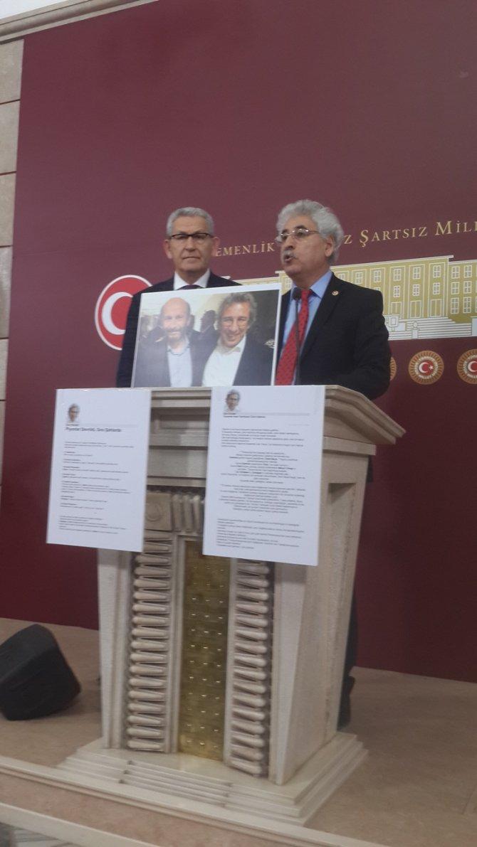 CHP'li vekil, Can Dündar'ın yazısını okuyarak kendini ihbar etti
