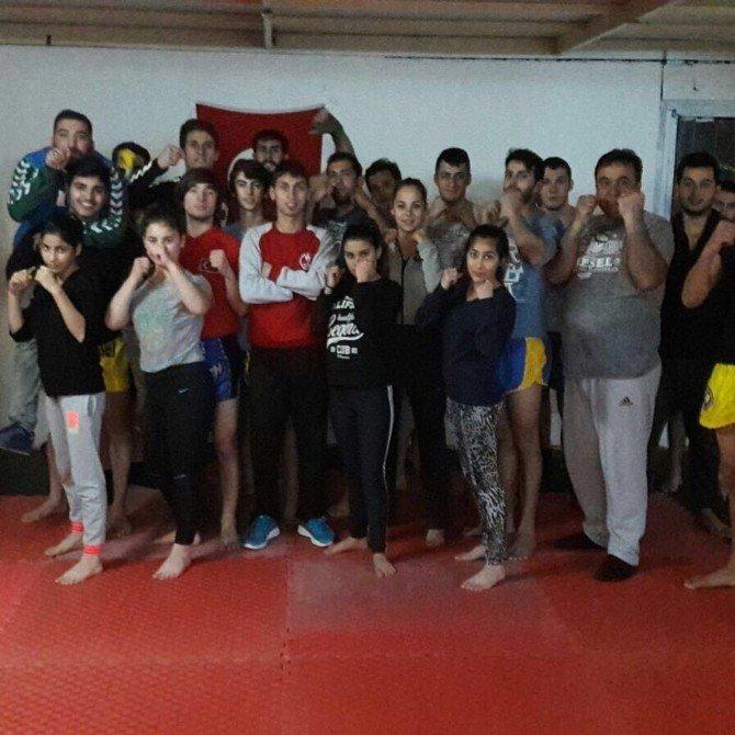 Didimli Muaythaiciler Türkiye Şampiyonasında