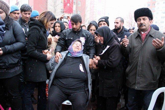 Şehit Astsubay Erdoğan Son Kez Evine Getirildi