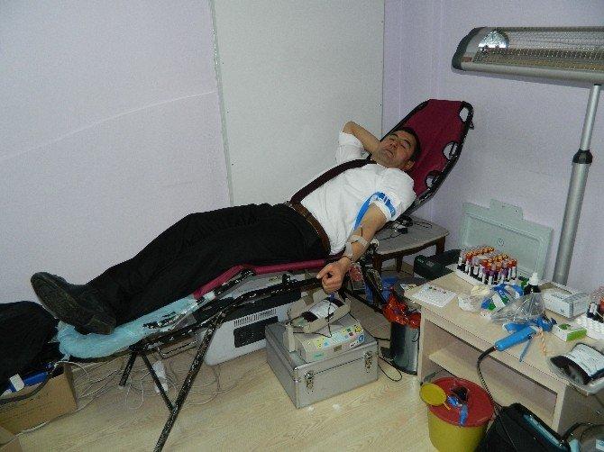 Doğanşehir'de Kan Bağış Kampanyası