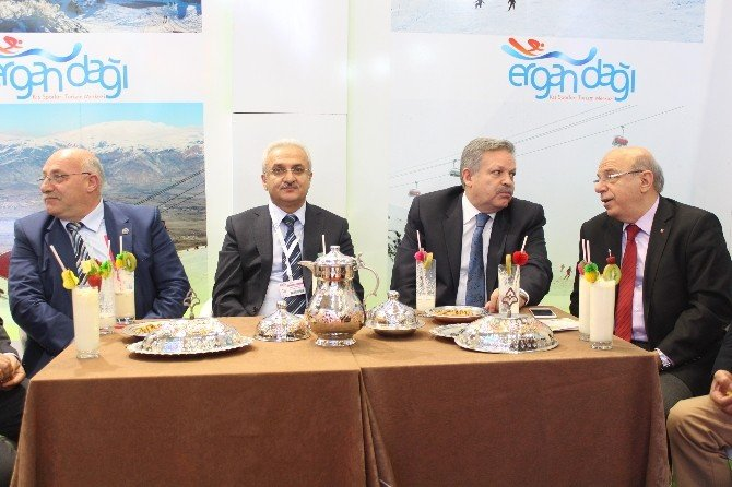 Erzincan, Kültürünü Ve Yöresel Lezzetlerini Dünyaya Tanıtıyor