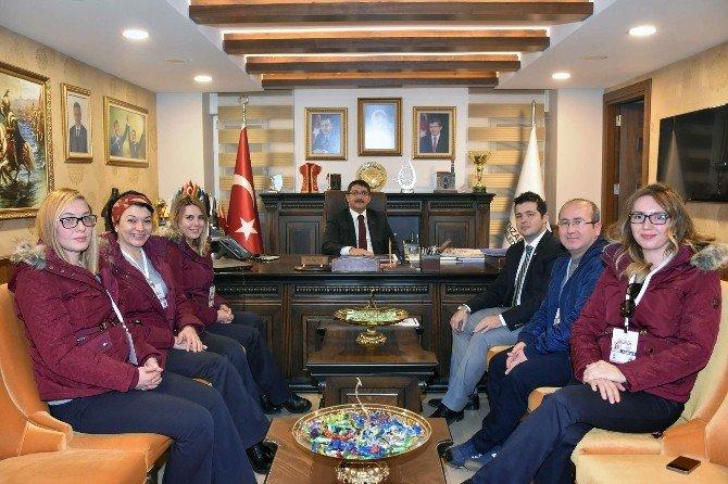 Şehzadeler Belediyesi'nden Sosyal Doku Ekibi