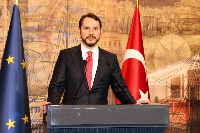 """Enerji Bakanı Albayrak: """"AB İle Enerji Faslı'nın Açılması İçin Tekrardan Süreci Başlattık"""""""