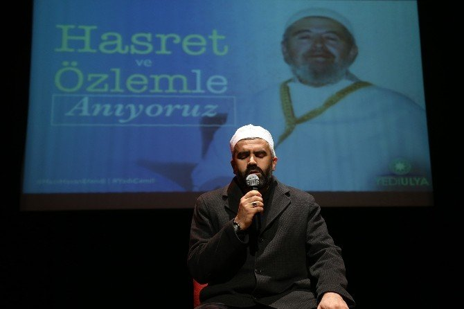 """Prof. Dr. Ay: """"Yahyalılı Hacı Hasan Efendi Etrafına Güzellikler Saçan Bir Elmastı"""""""