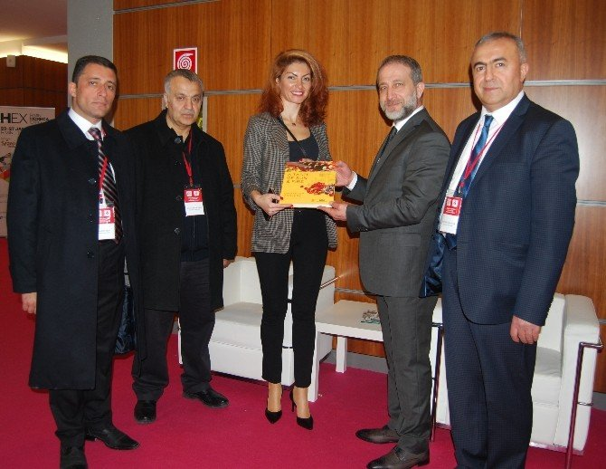 GTO Üyeleri İtalya'da Gaziantep Mutfağını Tanıttı