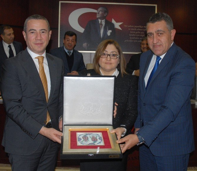 GTO Meclisi Fatma Şahin'in Katılımıyla Yapıldı
