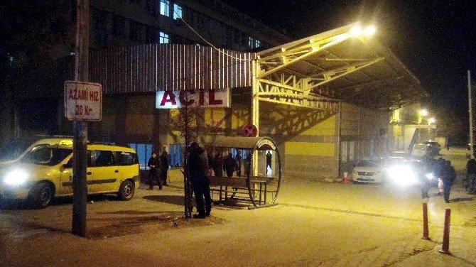 Gaziantep'te İş Yerine Baskın: 1 Ölü