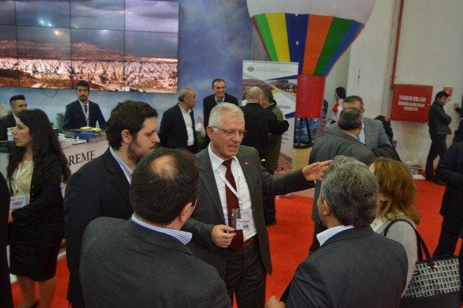 """Başkan Nuri Cingil: """"Kapadokya, Dünyanın En Nadide Yeridir"""""""