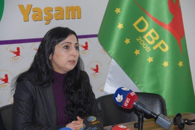 HDP Ve DBP'den Gündem Değerlendirmesi