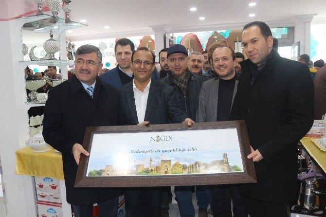 72. İhlas Evim Mağazası Niğde'de Açıldı