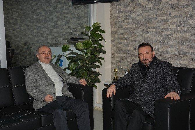 """Başkan Doğan, """"Makamda Değil Sahada Belediyecilik"""""""
