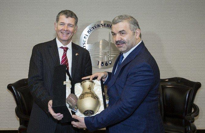 """""""Kayseri, Türkiye'nin Örnek Kenti"""""""