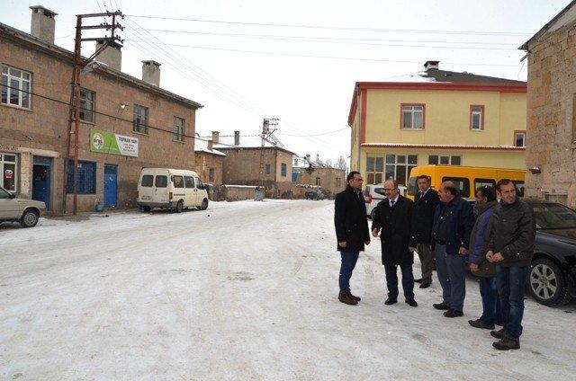 Başkan Gülcüoğlu Mahalle Ve Esnaf Ziyaretlerine Devam Ediyor