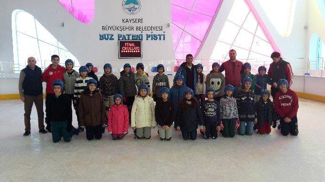 Spor Akademisi Kış Spor Okulları Yarı Yıl Tatili Kurslarına Öğrencilerden Yoğun İlgi