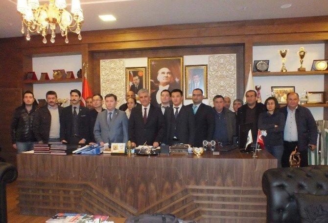 Serikli İşadamlarına Kazakistan'a Yatırım Daveti