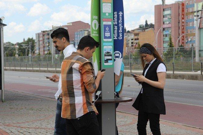 Kocaeli'de Toplu Taşıma'da E-komobil Dönemi