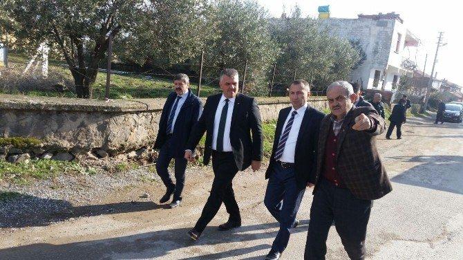 Akhisar'da Sorunlu Yol Kalmayacak
