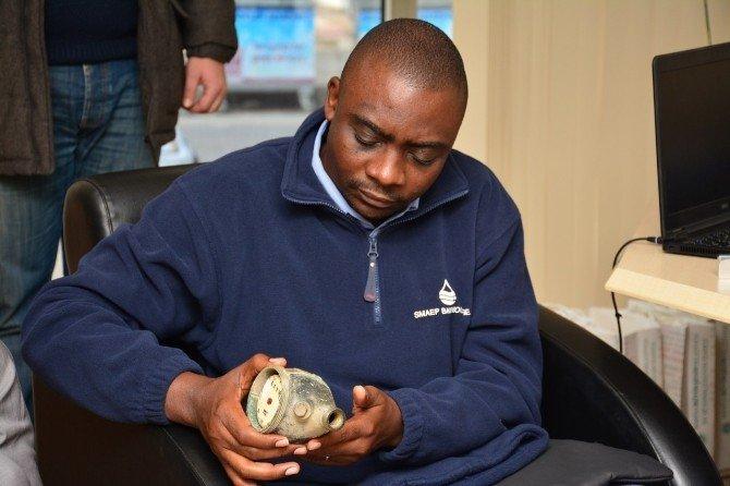 Burundi'den Maski'ye Ziyaret