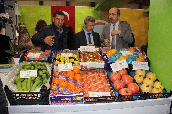 Mersin Uluslararası 11. Tarım, Gıda Ve Hayvancılık Fuarı Açıldı