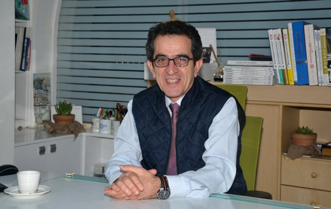 Mimarlar Odası'nın yeni başkanı Ozan Tüzün oldu