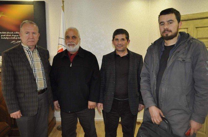 Nevşehir Ticaret Borsası Yetim Çocuklara Yardım Elini Uzattı