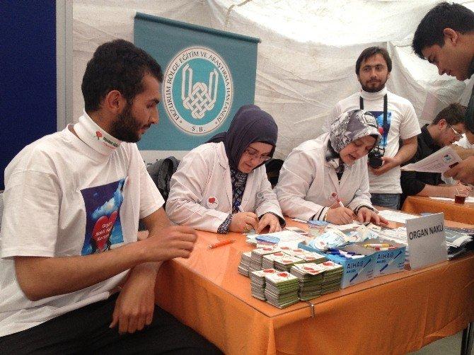 Dr. Fatih Kacıroğlu, Organ Bağışı Faaliyetlerini Anlattı