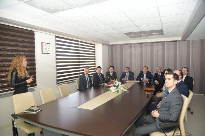 Büyükşehir'in çevre projesinin protokolü imzalandı