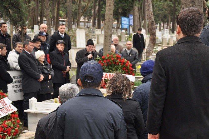 Ünlü Şair Neyzen Tevfik Mezarı Başında Anıldı