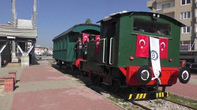 Tarihi 'Gıdı Gıdı' Treni İlk Nostalji Seferini Yaptı