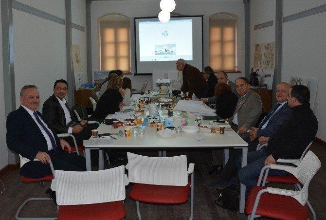 Genel Müdür Başa Teski Hizmet Binası Mimari Proje Toplantısına Katıldı