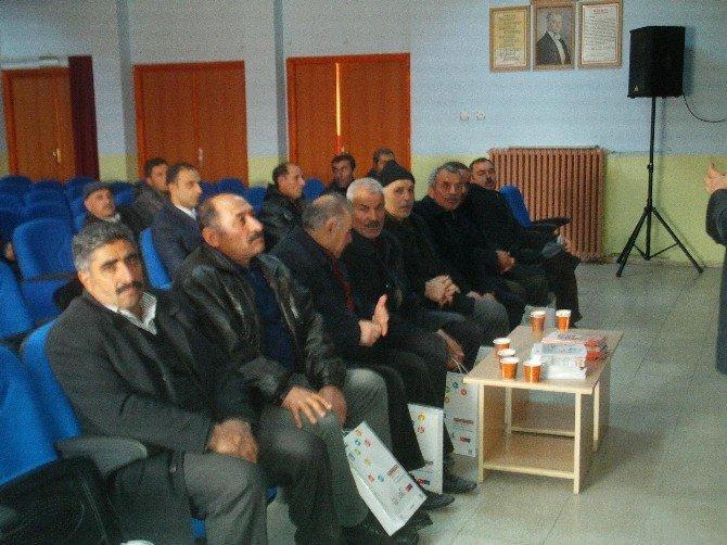 Özalp İlçesinde Ipard-ıı Programı Tanıtıldı