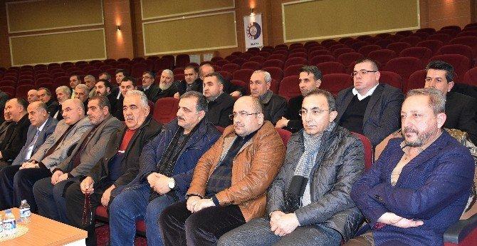 MTSO Ocak Ayı Meclis Toplantısı Yapıldı