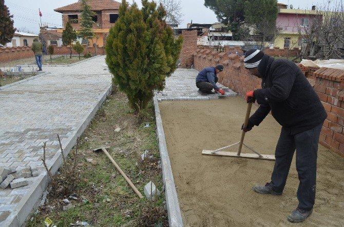 Şehit Jandarma Onbaşı Mehmet Özcan Parkı'na Yakışır Çalışma