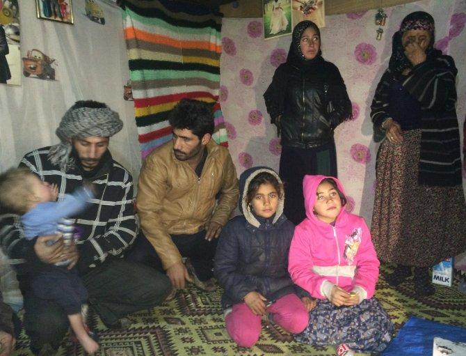 Başkent'te 36 günlük Suriyeli bebek donarak hayatını kaybetti