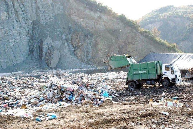 Yalova Çöp Depolama Alanında 2. Lot İhaleye Çıkıyor