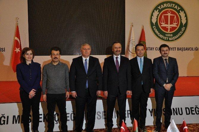 Sandıklı'da Düzenlenen Yargıtay Cumhuriyet Başsavcılığı Semineri Sona Erdi