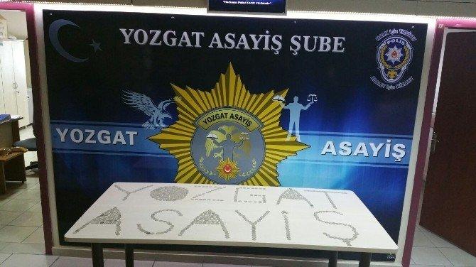 Yozgat'ta Sahte Osmanlı Sikkesi Satmaya Çalışan Kişi Yakalandı