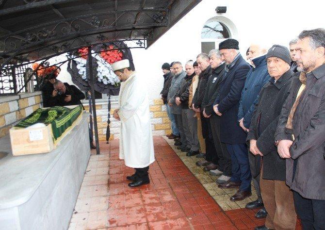 Abhazya'da Ölü Bulunan Türk Balıkçı Toprağa Verildi