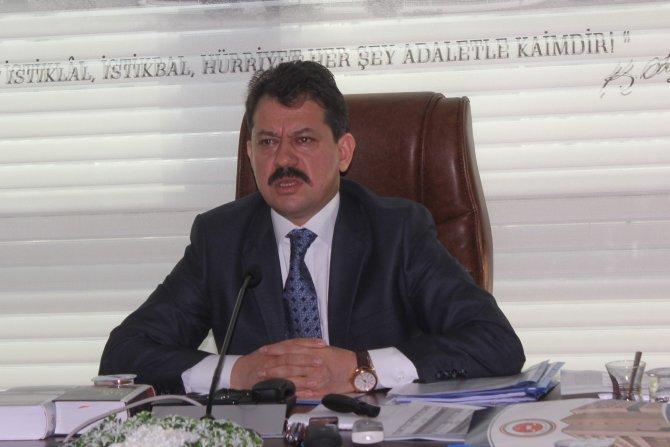 Başsavcısı Yeldan: 2015'te 78 bin 84 dosya karara bağlandı